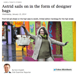 Astrid _ Irish Examiner