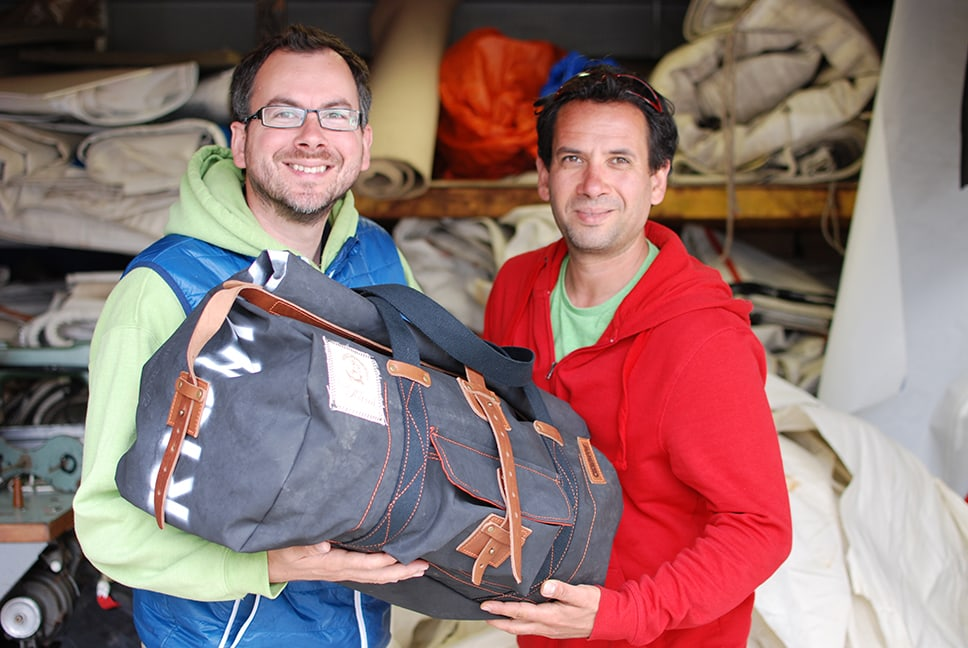 Liferaft Duffle _ workshop
