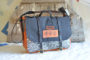 mamukko sustainable eco friendly upcycled satchel messenger bag